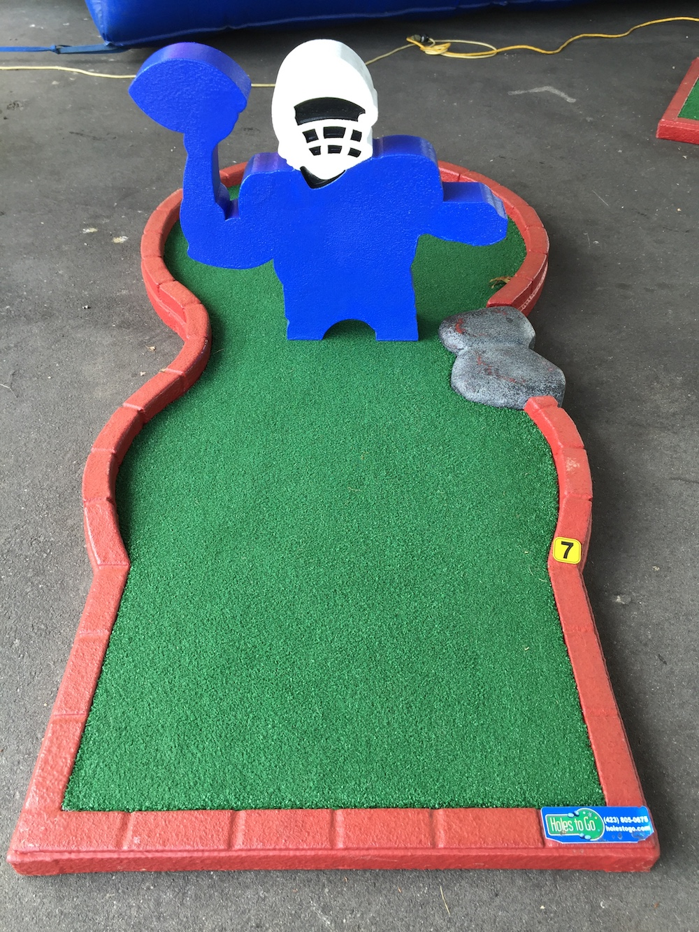 Marvelous Portable Mini Golf Courses Holes To Go Download Free Architecture Designs Intelgarnamadebymaigaardcom