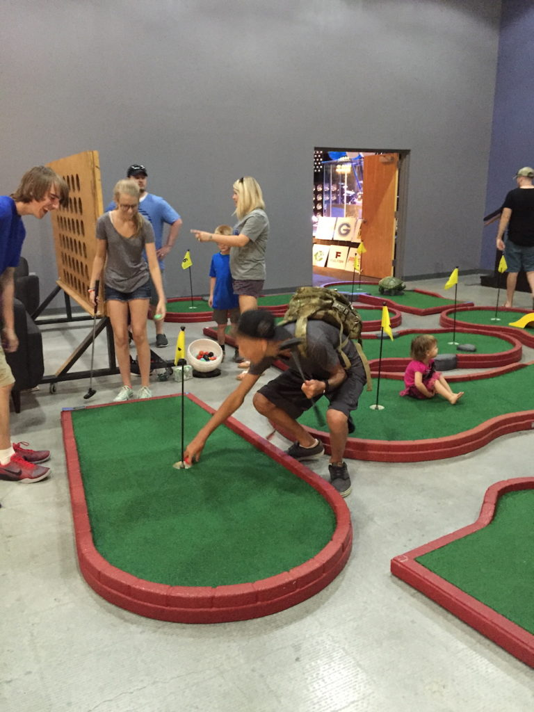 Chattanooga Summer Camp Rentals Holes To Go